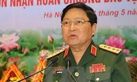 คณะผู้แทนระดับสูงกองทัพเวียดนามเยือนประเทศอินเดียอย่างเป็นทางการ