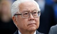 ประธานาธิบดีสิงคโปร์จะเดินทางไปเยือนประเทศกัมพูชาและลาวอย่างเป็นทางการ