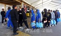 ผู้อพยพเกือบ 1200คนได้รับการช่วยชีวิตในทะเลเมดิเตอร์เรเนียน