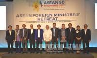 อาเซียนมีบทบาทการเชื่อมโยงในการแก้ไขปัญหาทะเลตะวันออก