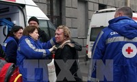 นานาประเทศแสดงความสามัคคีกับรัสเซียหลังเกิดเหตุระเบิดสถานีรถไฟใต้ดินในนครเซนต์ปีเตอร์สเบิร์ก