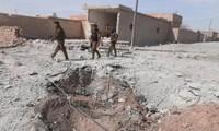 มีผู้เสียชีวิต 20 คนจากการโจมตีทางอากาศของกองกำลังพันธมิตรที่นำโดยสหรัฐในซีเรีย