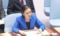 เวียดนามเรียกร้องให้แสวงหามาตรการสันติภาพเพื่อแก้ไขการปะทะระหว่างอิสราเอลกับปาเลสไตน์และปัญหาซีเรีย