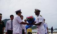 กิจกรรมพบปะสังสรรค์ระหว่างกองทัพเรือเวียดนาม-สหรัฐครั้งที่ 8
