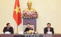 ประธานรัฐสภาเวียดนามให้การต้อนรับคณะผู้แทนส.ส.รุ่นใหม่ของญี่ปุ่น