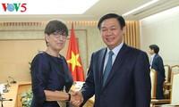 เวียดนามมีความประสงค์ที่จะกระชับความสัมพันธ์ร่วมมือกับเบลเยี่ยม สโลวาเกียและอียู