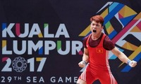 เวียดนามอยู่อันดับ 3 ในตารางเหรียญรางวัลการแข่งขันซีเกมส์ครั้งที่ 29