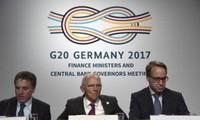 จี20 ยืนหยัดเป้าหมายการค้าเสรีโลก