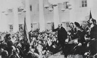 """รายการศิลปะ """"บทเพลงแห่งวีรกรรม""""ในโอกาสรำลึกครบรอบ 100 ปี การปฏิวัติเดือนตุลาคมรัสเซีย"""