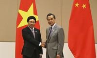 เวียดนามและจีนเห็นพ้องที่จะกระชับความร่วมมือในหลายด้าน