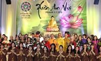 ชมรมชาวเวียดนามและผู้ที่นับถือศาสนาพุทธในสาธารณรัฐเช็กต้อนรับวสันต์ฤดูปีจอ 2018 อย่างอบอุ่น