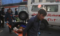 นานาประเทศประณามเหตุระเบิด ณ ประเทศอัฟกานิสถาน