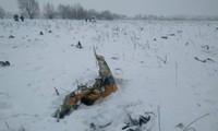 เหตุเครื่องบินรัสเซียตก ผู้โดยสารและลูกเรือทั้งหมด 71 คนเสียชีวิต