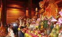 พุทธสมาคมเวียดนามเปิดเทศกาลยามวสันต์ฤดู
