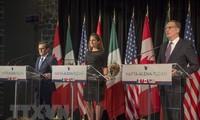 การเจรจาข้อตกลง NAFTA บรรลุอีก 3 ประเด็น