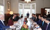 เวียดนามและนิวซีแลนด์กระชับความร่วมมือในหลายด้าน