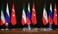 กำหนดกรอบเวลาจัดการประชุมผู้นำรัสเซีย ตุรกีและอิหร่านเกี่ยวกับปัญหาของซีเรีย