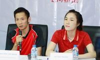 นักแบดมินตัน 292 คนจาก 18 ประเทศเข้าร่วมการแข่งขันแบดมินตันชิงแชมป์ Ciputra ฮานอย