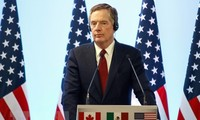 สหรัฐยกเลิกการเก็บอัตราภาษีนำเข้าใหม่ต่อเหล็กและอลูมิเนียมจากอียูและอีก 6ประเทศ
