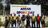 วันงานกีฬาอาเซียนในประเทศอินเดีย