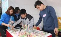 กรุงฮานอยผลักดันโอกาสมีงานทำให้แก่คนพิการ