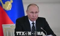 ผู้นำรัสเซียและอิหร่านเจรจาทางโทรศัพท์เกี่ยวกับสถานการณ์ในซีเรีย