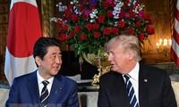การประชุมผู้นำสหรัฐ-ญี่ปุ่นเน้นหารือถึงปัญหาสาธารณรัฐประชาธิปไตยประชาชนเกาหลีและการค้า