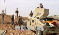 อิรักทำการโจมตีทางอากาศใส่กลุ่มไอเอสในประเทศซีเรีย