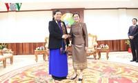 สภาแห่งชาติเวียดนามและรัฐสภาลาวกระชับความร่วมมือ