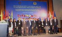 การประชุมเจ้าหน้าที่อาวุโสครั้งที่ 8 ข้อตกลงสนับสนุนด้านตุลาการทางอาญาระหว่างประเทศอาเซียน