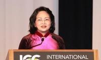 การเข้าร่วมความเชื่อมโยงในภูมิภาคและโลกจะช่วยสตรีเวียดนามสามารถเข้าถึงรูปแบบการพัฒนาอย่างยั่งยืน