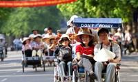 มีนักท่องเที่ยวต่างชาติมาเที่ยวเวียดนามกว่า 5 ล้านคนใน 4 เดือนแรกของปี 2018