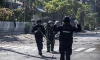 อินโดนีเซียประกาศภาวะเตือนภัยในระดับสูงสุด