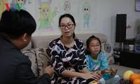 สะไภ้เวียดนามในมณฑลกวางสีอนุรักษ์ภาษาแม่
