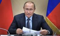 ประธานาธิบดีรัสเซียจะสนทนากับประชาชนในวันที่ 7 มิถุนายน