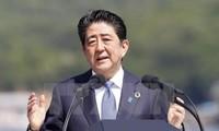 ผู้นำญี่ปุ่นและสหรัฐเห็นพ้องที่จะพบปะกันก่อนการประชุมสุดยอดระหว่างสหรัฐกับเปียงยาง