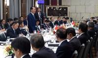 เวียดนามให้ความสำคัญต่อความร่วมมืออย่างใกล้ชิดของสหพันธ์องค์การเศรษฐกิจญี่ปุ่น