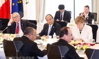 เวียดนามได้รับเชิญเข้าร่วมการประชุมผู้นำจี7