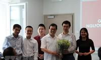 จัดตั้งสมาคมปัญญาชนและนักวิชาการเวียดนามในประเทศสวิสเซอร์แลนด์