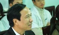แพทย์เวียดนามคนแรกที่ได้รับรางวัล Nikkei เอเชีย