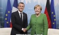 เยอรมนีและฝรั่งเศสอยากปรับปรุงโครงสร้างหนี้ของเขตยูโรโซน
