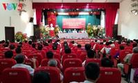การประชุมใหญ่สมาพันธ์หมู่บ้านศิลปาชีพเวียดนามสมัยที่ 4
