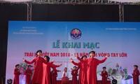 ค่ายฤดูร้อนเวียดนามปี 2018 : 15 ปี - มือประสานมือ เยาวชนเวียดนามทั่วโลก