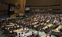 สมัชชาใหญ่สหประชาชาติอนุมัติสนธิสัญญาเกี่ยวกับการโยกย้ายถิ่นฐาน