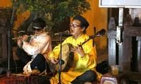 ค้นคว้าบรรยากาศแห่งดนตรีพื้นเมืองย่านถนนโบราณ 36 สายในกรุงฮานอย