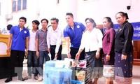 เวียดนามช่วยเหลือผู้ประสบภัยจากเหตุเขื่อนแตกในลาวต่อไป
