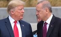 ความสัมพันธ์ระหว่างสหรัฐกับตุรกีตึงเครียดมากขึ้น