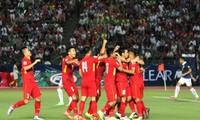 ทีมฟุตบอลเวียดนามมีคะแนนเพิ่มเกือบ 900 คะแนนในตารางอันดับโลก