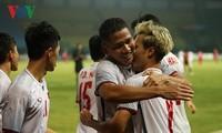 ทีมฟุตบอลเวียดนามผ่านเข้ารอบ 4 ทีมสุดท้ายในการแข่งขันเอเชียนเกมส์