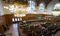 ศาลยุติธรรมระหว่างประเทศพิจารณาคดีรัฐบาลอิหร่านฟ้องร้องรัฐบาลสหรัฐ